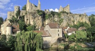 Angles Sur L Anglin - Vienne Tourist Information