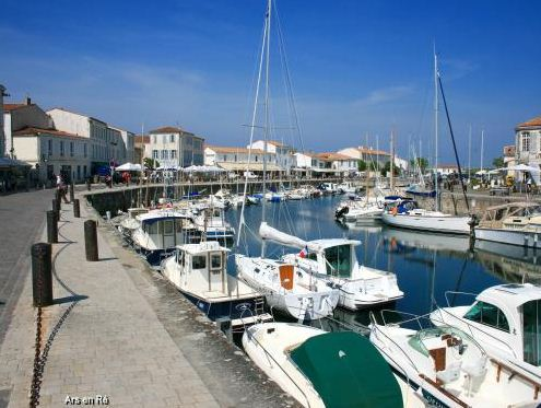 Ars En Re France Holiday Rentals And Hotels