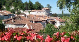Aubeterre Sur Dronne Charente France