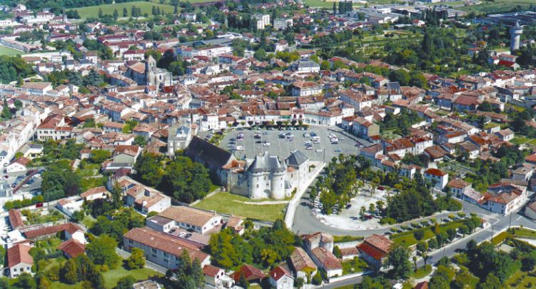 Barbezieux Saint Hilaire France, Charente