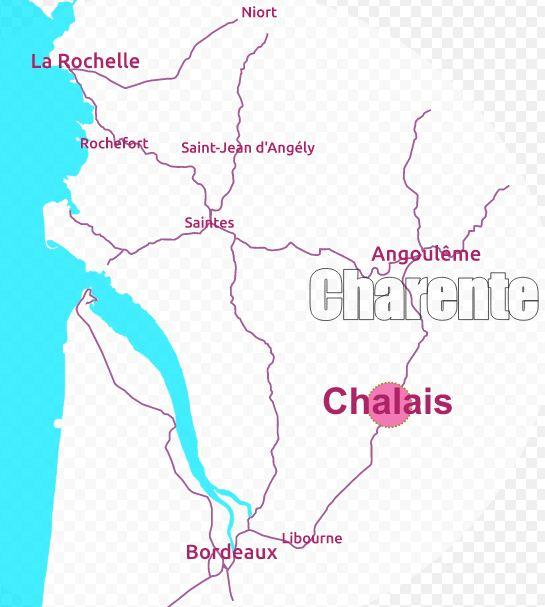 Chalais France Charente