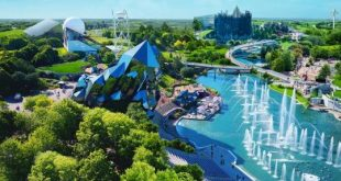 Futuroscope Theme Park France