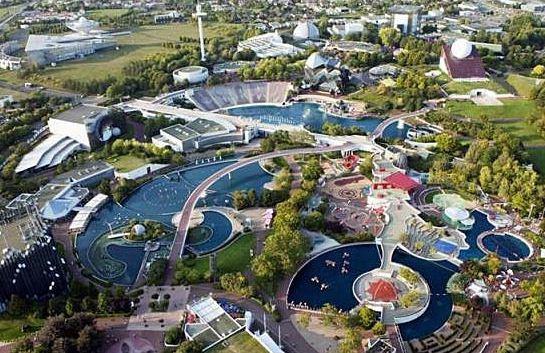 Futuroscope Theme Park France