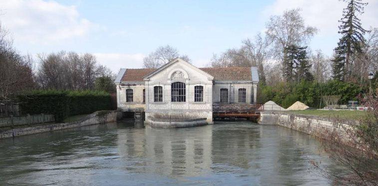 Gond Pontouvre, Charente, France Holidays