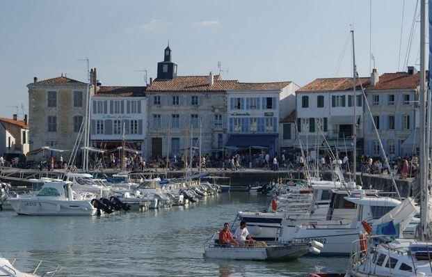 La Flotte en Re, Ile de Re France, Charente Maritime