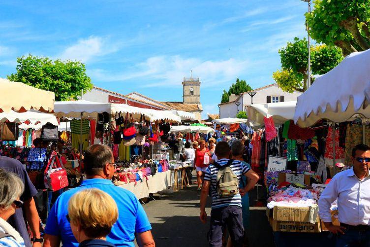 Le Bois Plage en Re, Ile de Re, Charente Maritime