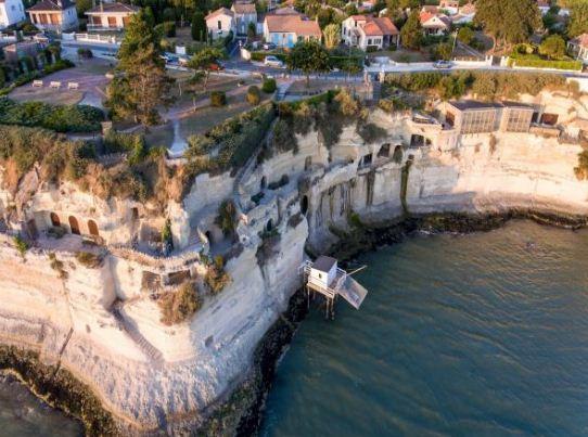 Meschers sur Gironde, Charente Maritime