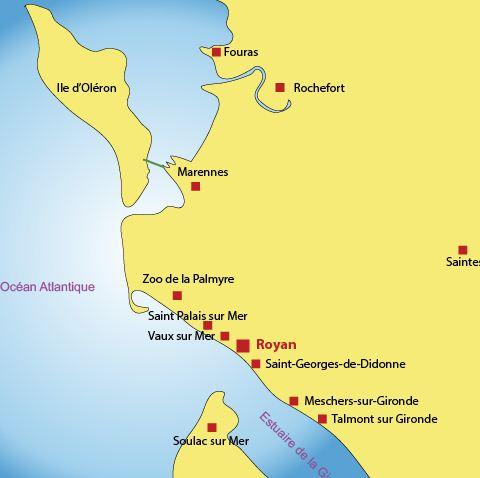 Royan France Tourist Information