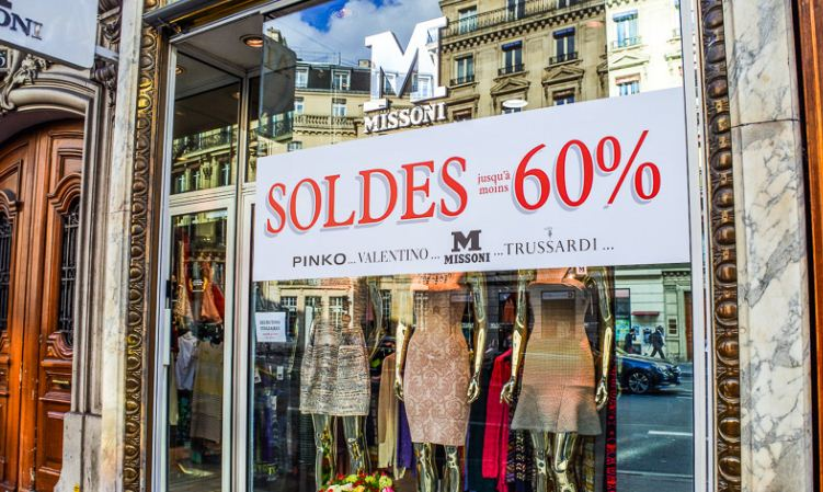 Sales France – Les Soldes – The Sales Seasons in France
