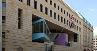 The British Consulate for South West France, Bordeaux