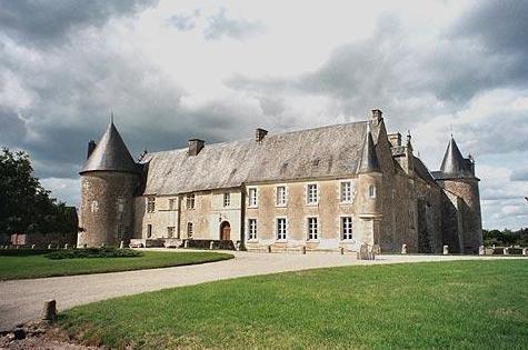 Villefagnan France