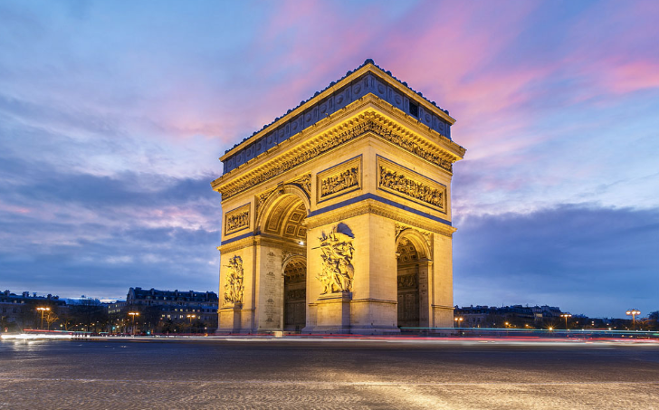 nice Famous Buildings Of France Pictures Included
