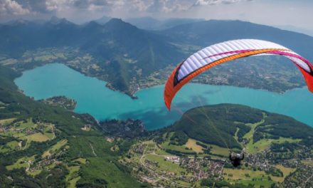 Lake Annecy In France – French Alps Vacation & Campsites