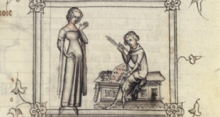 The Foremost Composer Of Fourteenth-Century France Was Guillaume De Machaut