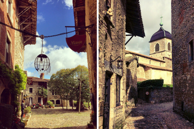 The Most Beautiful Towns In France