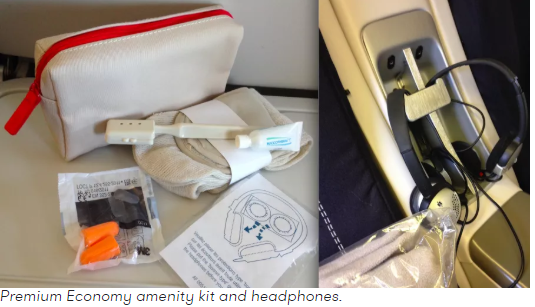 air france premium economy review