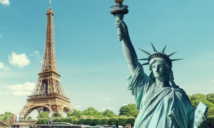 How Long Is The Flight From New York To Paris